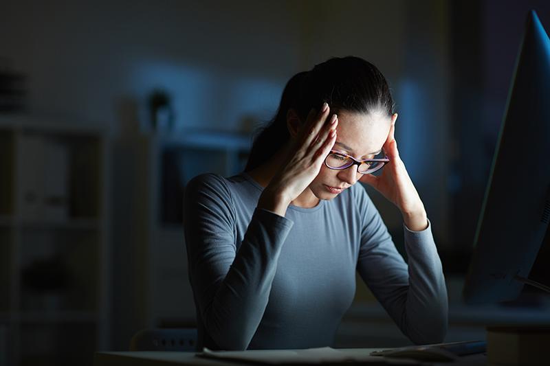 Jak zarządzać stresem, który przejmuje kontrolę nad ciałem?