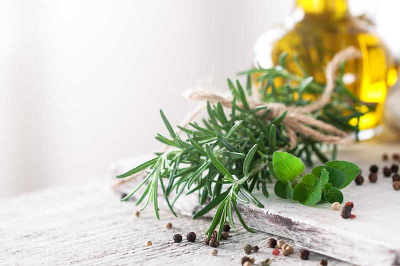 Najlepsze zioła które dodają energii