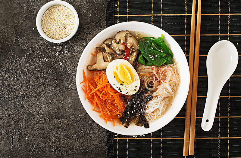 Kuchnia japońska – charakterystyka i przyprawy